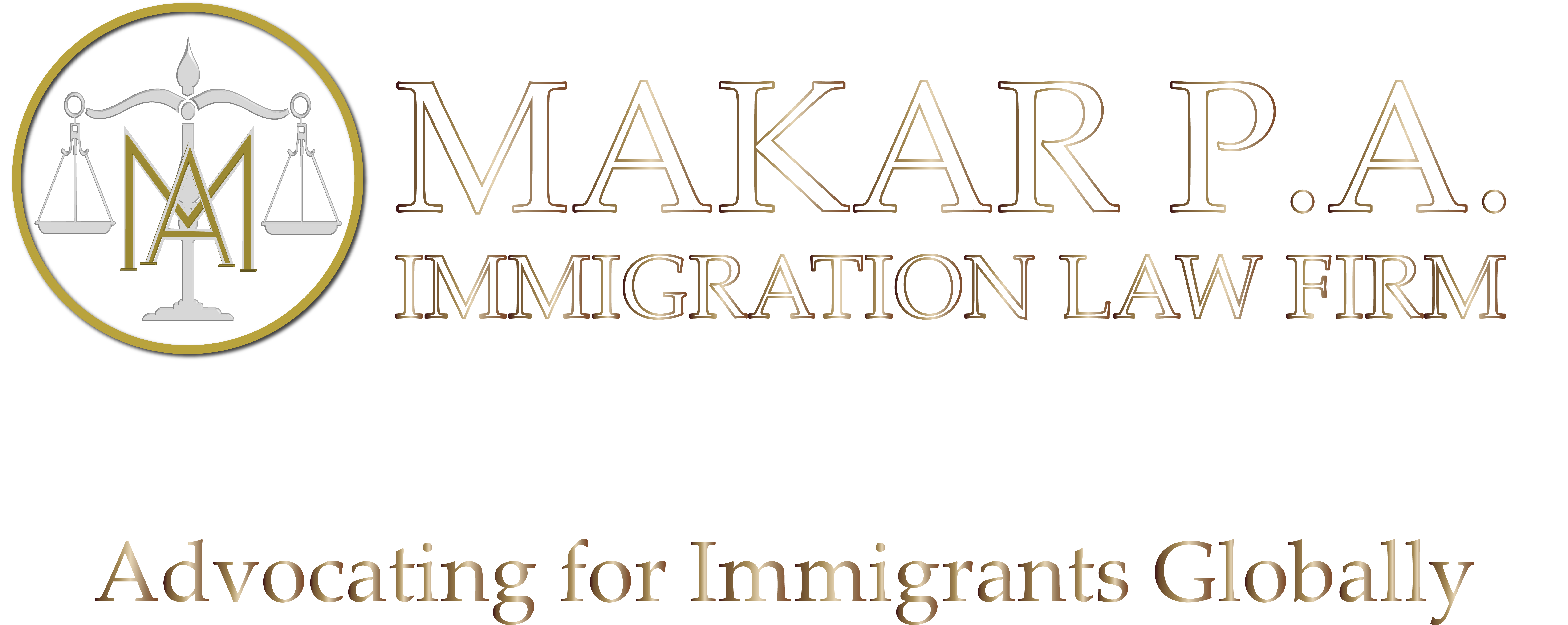 makar logo with text
